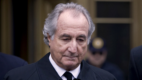 Madoff Victims Get an Xmas Gift Card