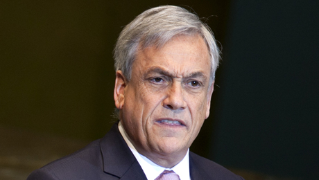 Chile's Piñera Sees a New Era of European-Latin American Relations