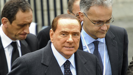Surge in Support for Berlusconi Raises Fears About Italy's Commitment to Reform