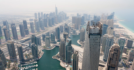 Dubai's Ambitions, Like Its Debts, Are on the Rise Once Again
