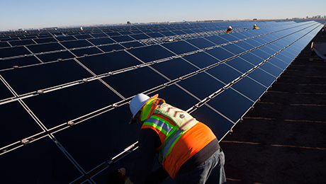 Fueled by the Bond Market, U.S. Solar Power Plants Ramp Up