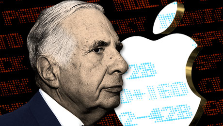 Share Buybacks Are the Apple of Carl Icahn's Eye