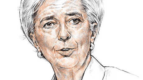 IMF's Lagarde Urges Governments to Finish the Job of Financial Reform