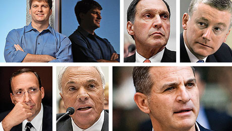 Life After Lehman: A Look at How 6 Prominent Players Have Fared
