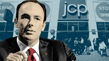 Hedge Fund Manager Kyle Bass Bets on a J.C. Penney Stabilization