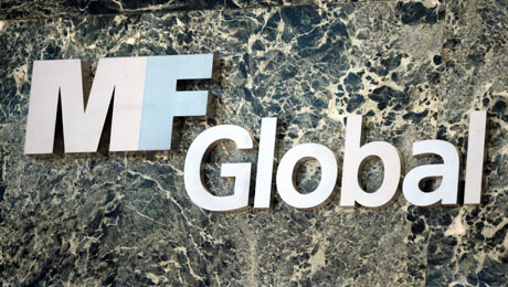 Insurance Deal Bails Out MF Global's U.K. Pension Plan