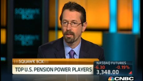VIDEO: Pension 40 on CNBC's Squawk Box