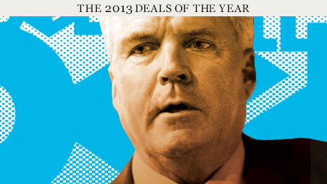 2013 Deals of the Year: Dell Privatization Gets Personal