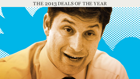 2013 Deals of the Year: Twitter IPO Wins Plenty of Followers