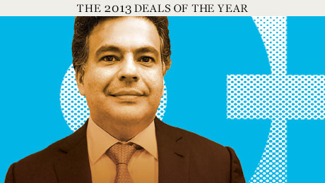 2013 Deals of the Year: Brazil's Oi and Portugal Telecom Connect