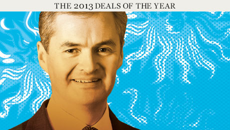 2013 Deals of the Year: Advertising Giants Forge Merger of Equals