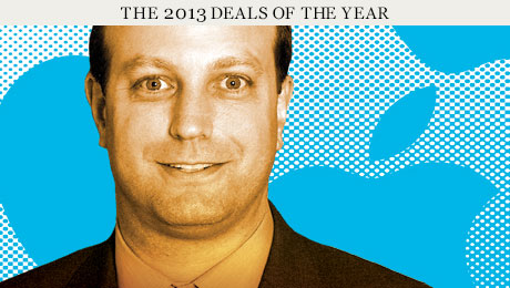 2013 Deals of the Year: Apple Bond Issue Makes History