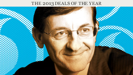 2013 Deals of the Year: Verizon Clears the Air With Vodafone Purchase
