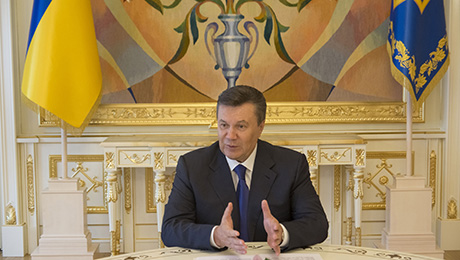Political Crisis in Ukraine Leads to Fixed-Income Guessing Game
