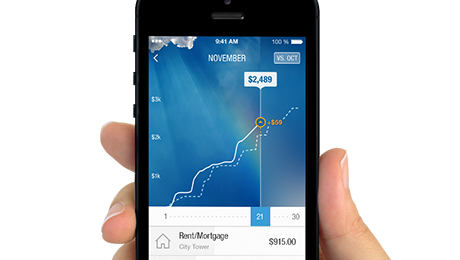 The Quantified Self Movement Reaches Personal Finance