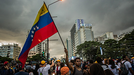 Leaving Venezuela: When the Country's Chaos Became Too Much for Me