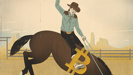 Bitcoin Exits Mt. Gox and Heads to Wall Street