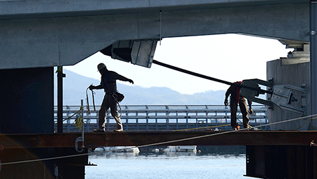 Institutional Investors Think Twice About Infrastructure