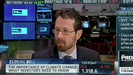 VIDEO: II Editor Michael Peltz Talks Climate Change