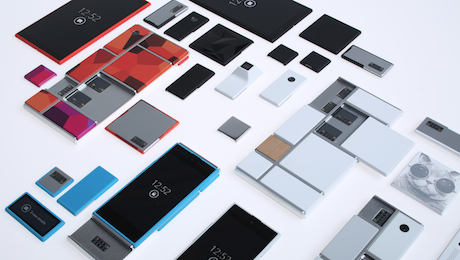 Google Meets Lego: Introducing Project Ara