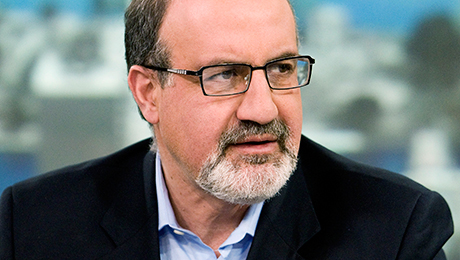 Larry Summers and Nassim Taleb Go Mano a Mano