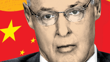 Former Goldman Sachs Head Henry Paulson Has Hope for China
