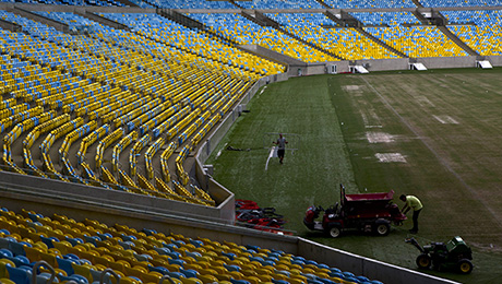 A Joyless Brazil Prepares for the World Cup's Opening Kickoff