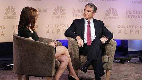 Ken Griffin on Time Warner, 'Flash Boys,' the Fed and Politics