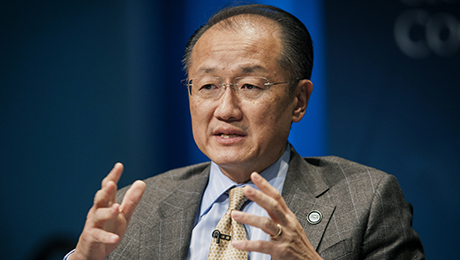 Jim Yong Kim Leads a Revamped World Bank in the War on Poverty