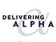 Today's Agenda: The 2014 Delivering Alpha Conference