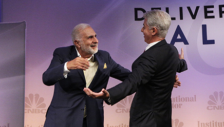 Icahn and Ackman Forge a Truce, Agree to Disagree over Herbalife