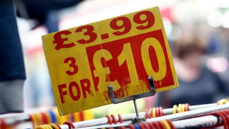 Daily Agenda: U.K. Inflation Down; Home Depot, Medtronic, TJX Earnings