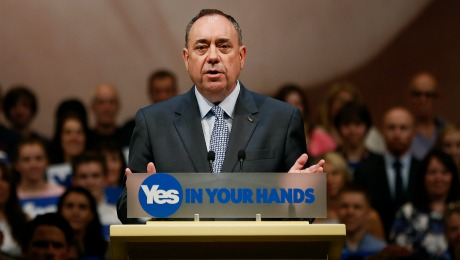 Daily Agenda: Scotland Goes to the Polls in Independence Vote