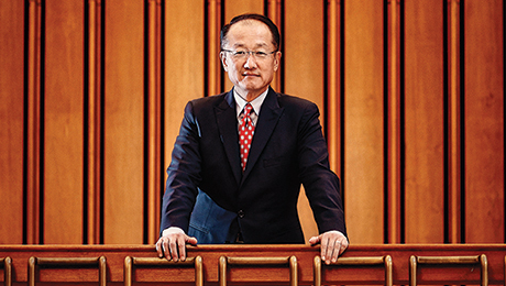 Can Jim Kim's Scientific Ways Help the World Bank End Poverty?