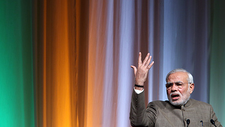Indian Equities Ride Modi Mania Wave
