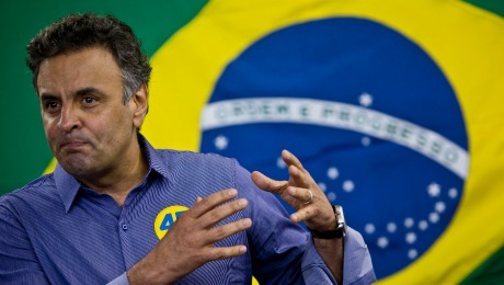 Daily Agenda: Challenger Surprises in Brazil Election