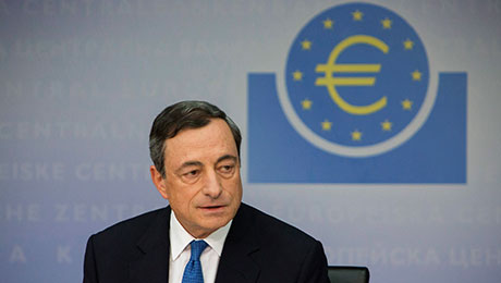 Mario Draghi, Moral Suasion and Euro Zone Banks