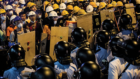After Occupy: The Future of Democracy in Hong Kong