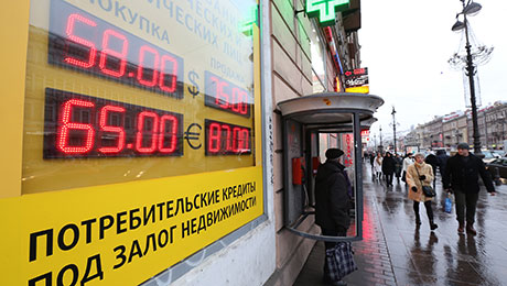 Russia Moves to 'Controls Lite' to Manage a Plunging Ruble