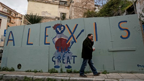 Daily Agenda: No Resolution for Greek Drama
