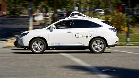 Google and Uber Steer Toward Each Other, Without Drivers
