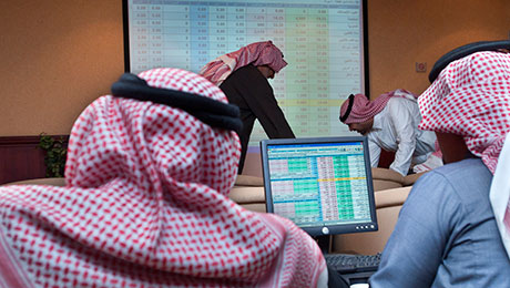 Investors Gear Up for Opening of Saudi Stock Market