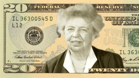 Time to Put a U.S. Woman's Face on Cash?