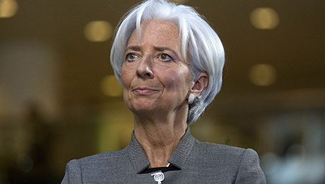 At IMF–World Bank Spring Meetings, Risks Preoccupy Policymakers