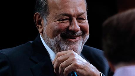 Carlos Slim Expands His Reach in Business and Philanthropy