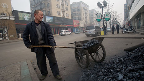 China Rebuilds on a New Foundation