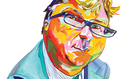 Crispin Odey's Unconstrained Approach to Hedge Funds