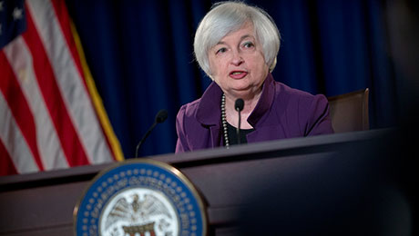 The Thinking Behind the Fed's Slow and Low Rate Regime