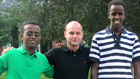 Hedge Fund Managers Pitch In to Give Young Somalis an Education