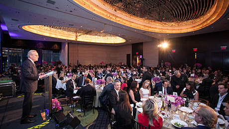 A Night to Remember for Hedge Fund Managers and Investors